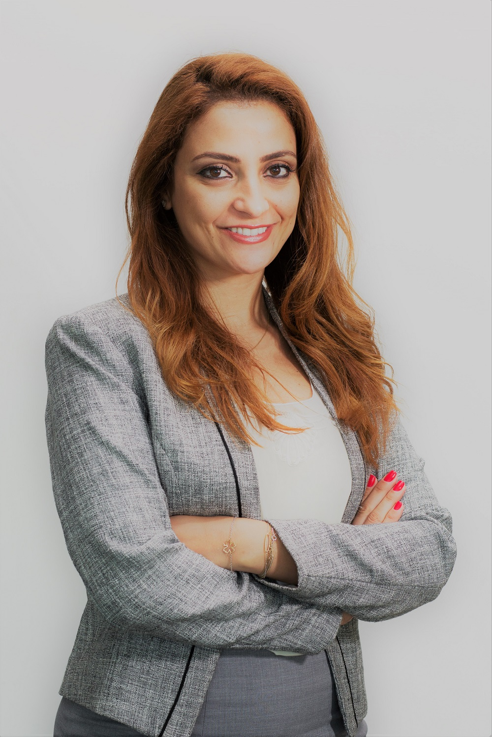 Ruba Saadeh HEC Paris Executive MBA candidate and Schneider Electronic employee