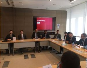 Visiting A.T. Kearney on the consulting club trek