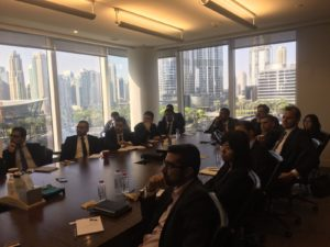 HEC Paris MBA visited Monitor Deloitte on their consulting trek