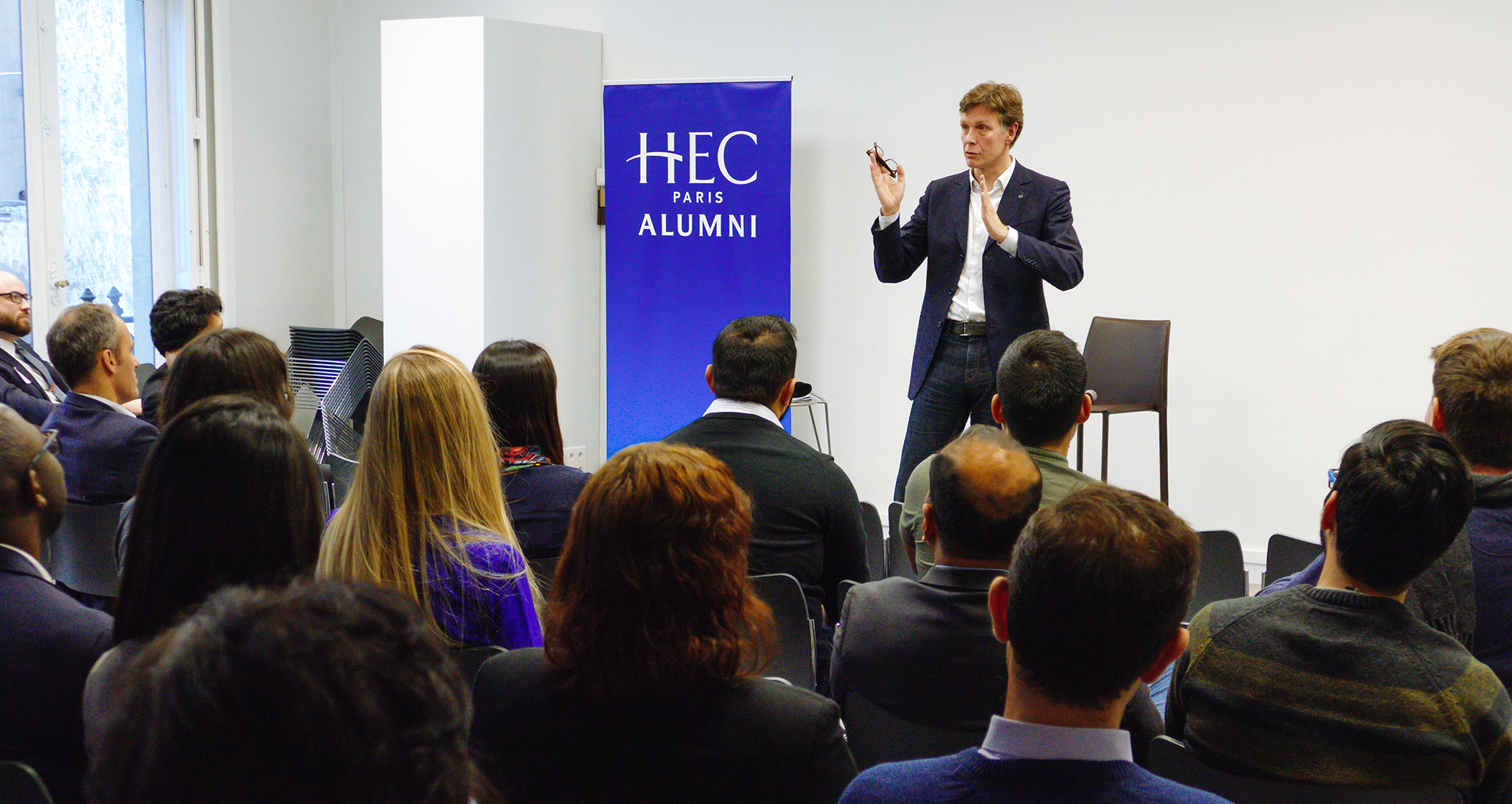 From Athlete to CEO - HEC Paris MBA News