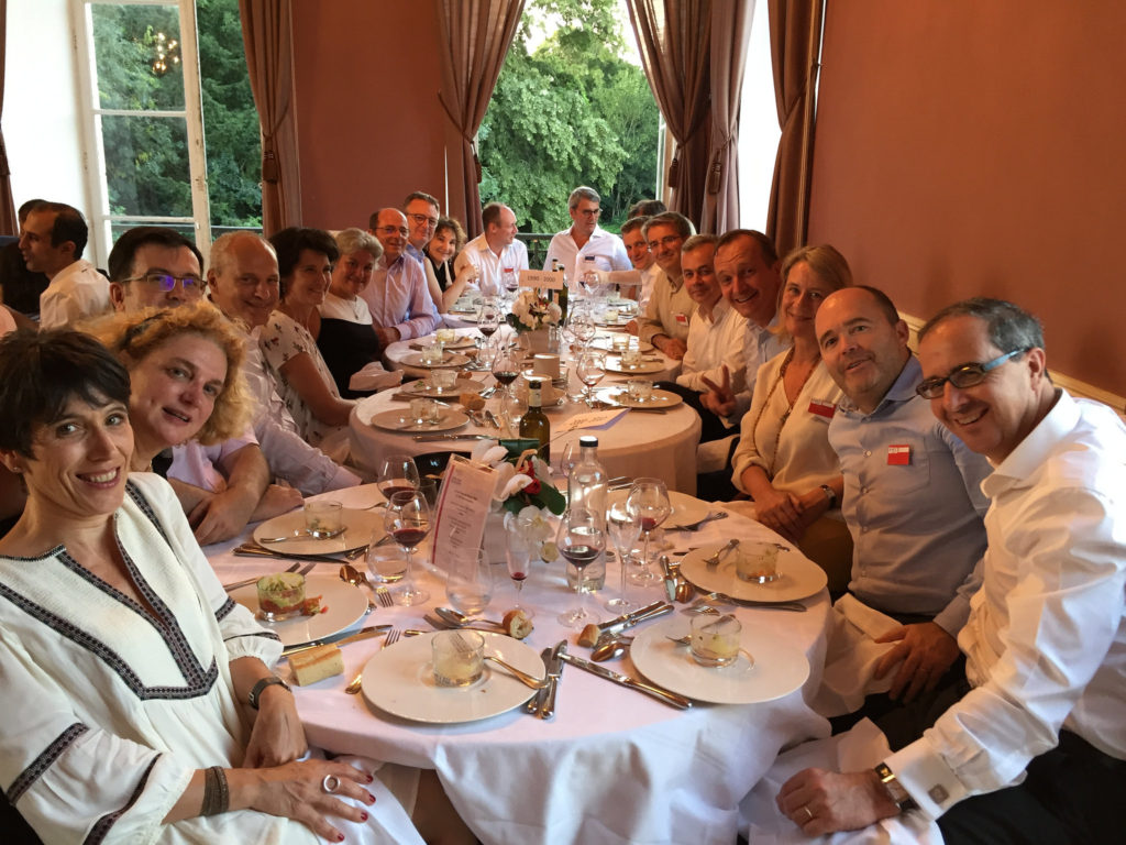 The Class of 1993: Showing incredible sense of community after 25 years at the Chateau Dinner