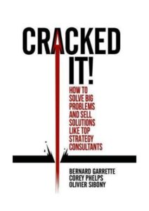cracked it recommended by hec professor garrette