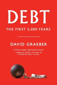 debt the first 5000 years recommended by hec professor mehrpouya