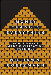 money changes everything recommended by HEC professor spaenjers