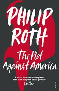 The Plot Against America by Philip Roth recommended by HEC Professor Pacheco de Almeida