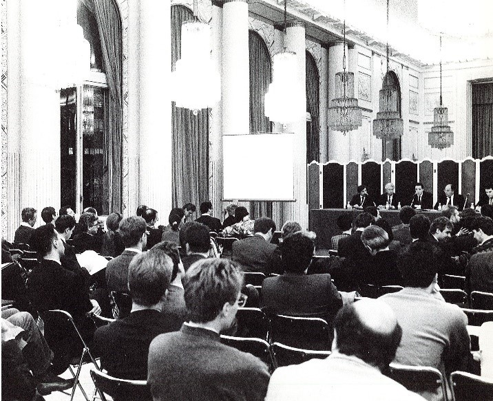 Image of HEC Alumni event at a later year