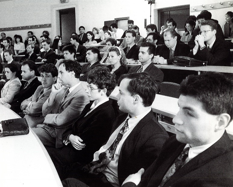 Image of old lecture