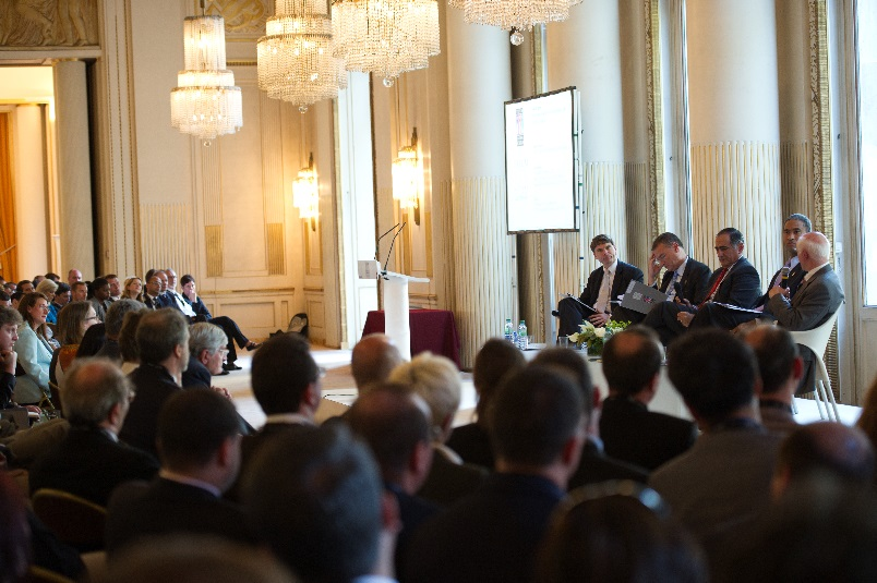 Image of TRIUM conference in 2011