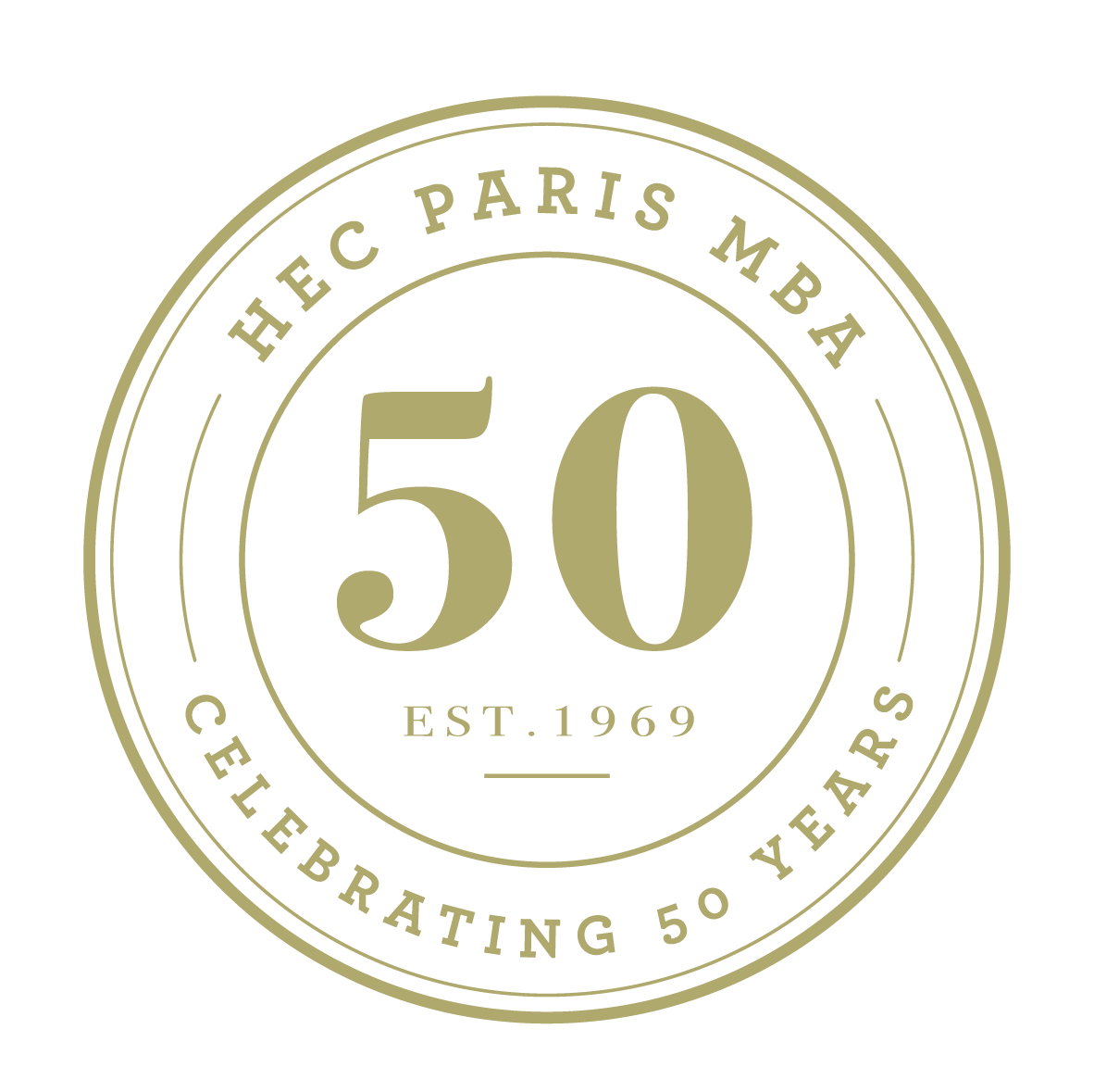 Image of 50th anniversary logo