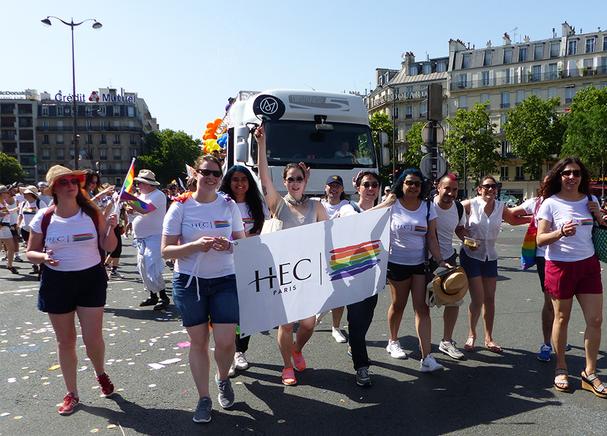 Representing HEC along the route