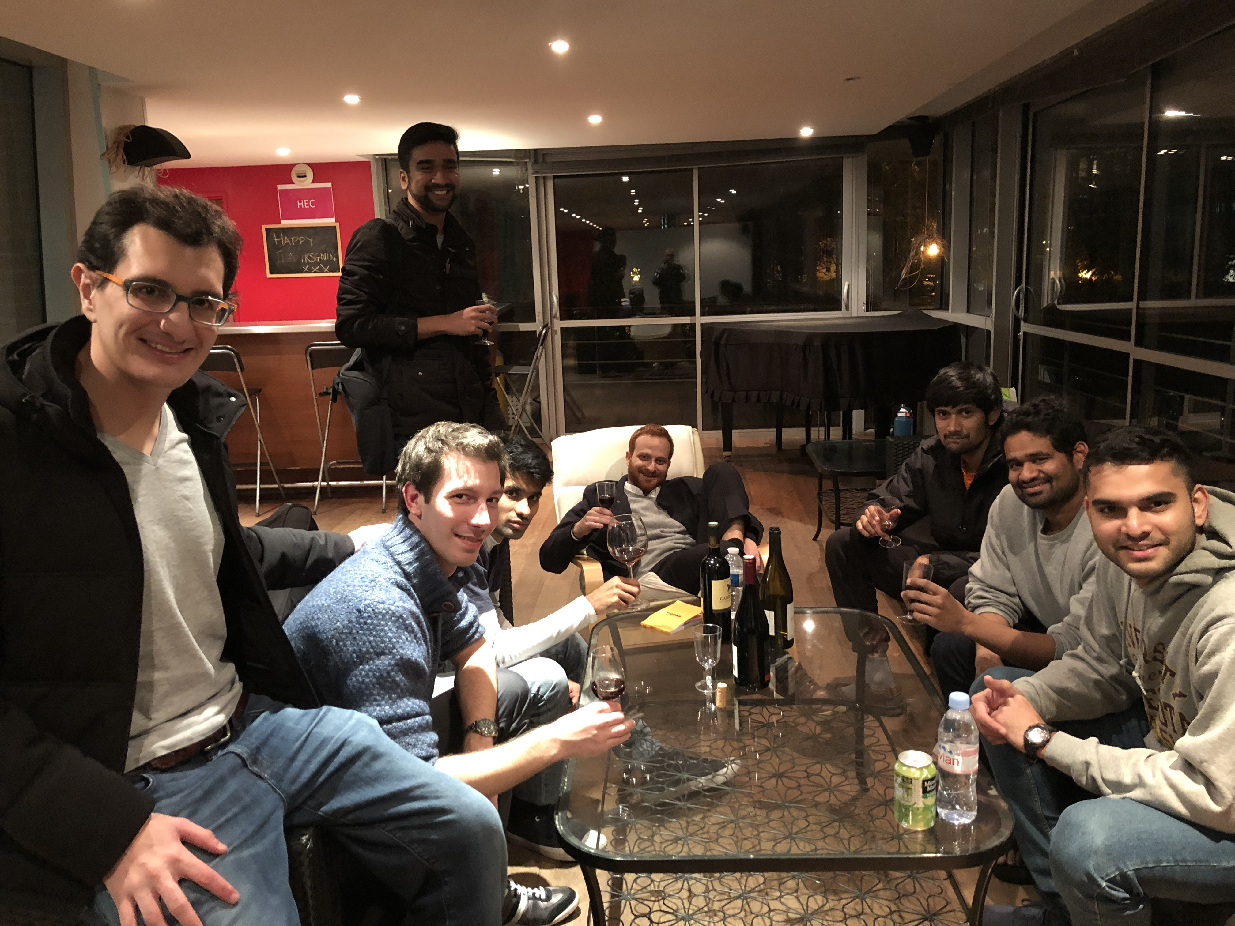French conversation anyone? A favorite HEC Paris MBA memory of Paul-Emeric Willette