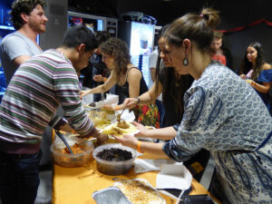 Latin American MBA students organized a Culture Week to share food, customs and music with the HEC Paris Community